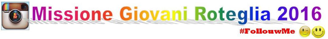 Logo Missione giovani Roteglia