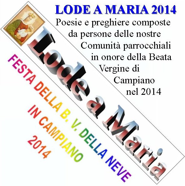 DVD Lode a Maria 2014