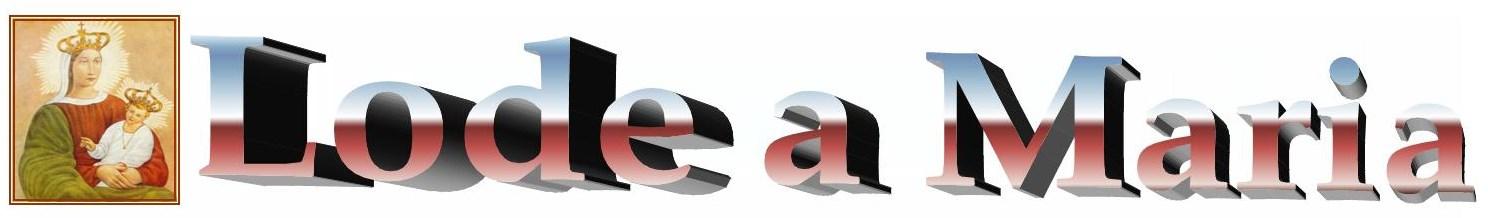 Logo. Lode a Maria 2014