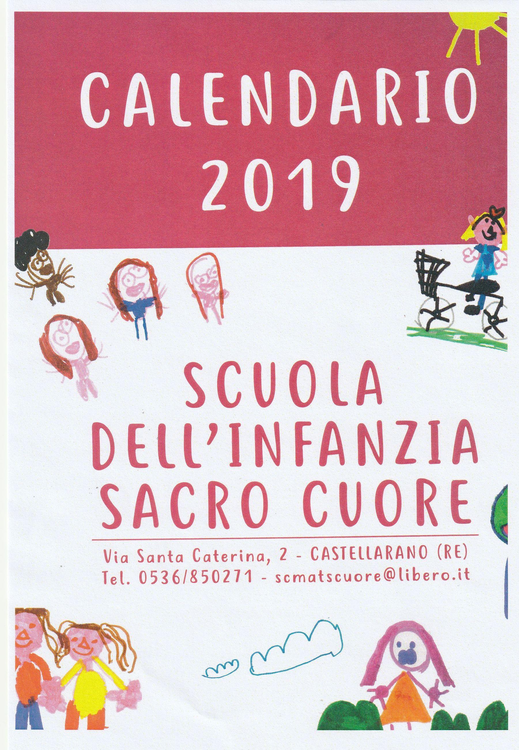 Calendario Bambini Scuola Infanzia.Scuola Dell Infanzia Sacro Cuore Unita Pastorale Madonna